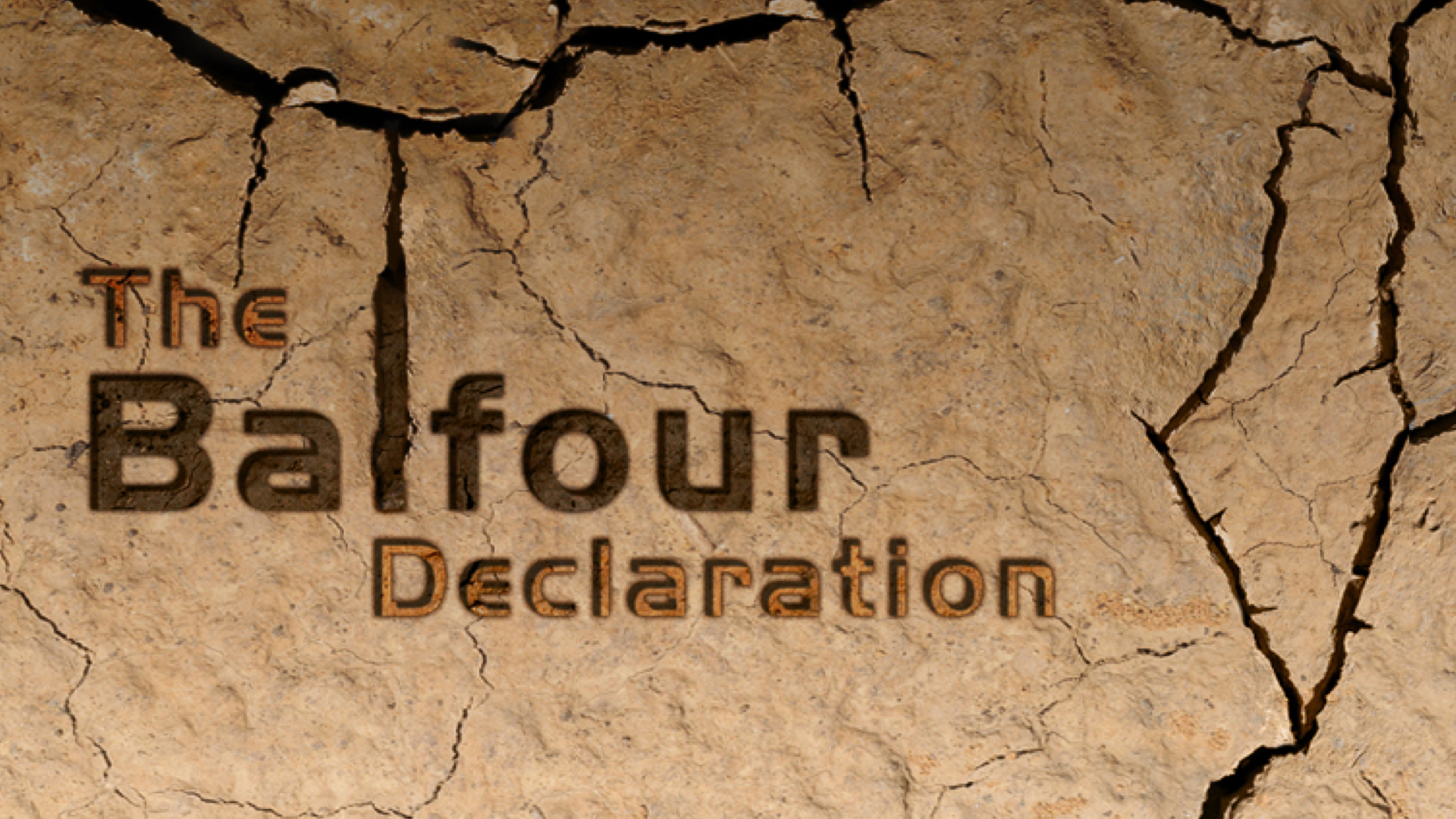 """The Balfour Declaration"" documentary film on Al Jazeera Arabic, produced by Noon Films"