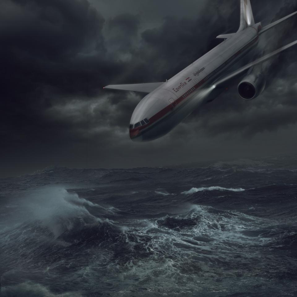 Flight 990