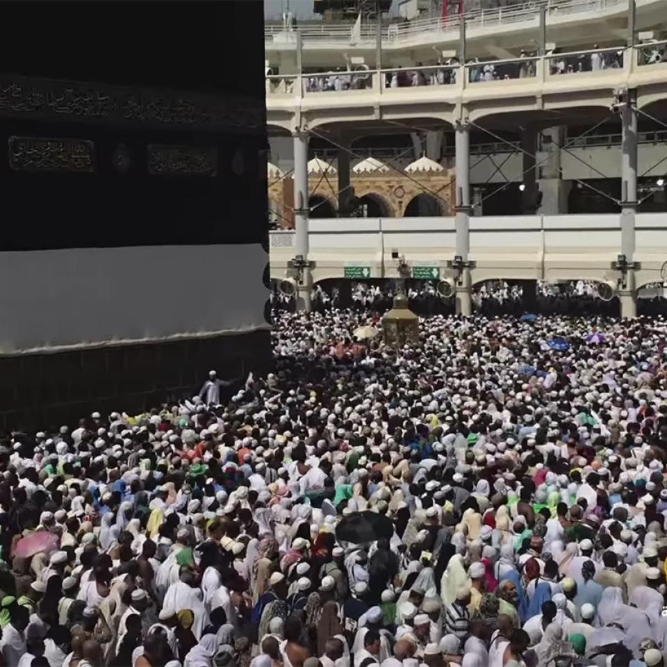 My journey to Hajj