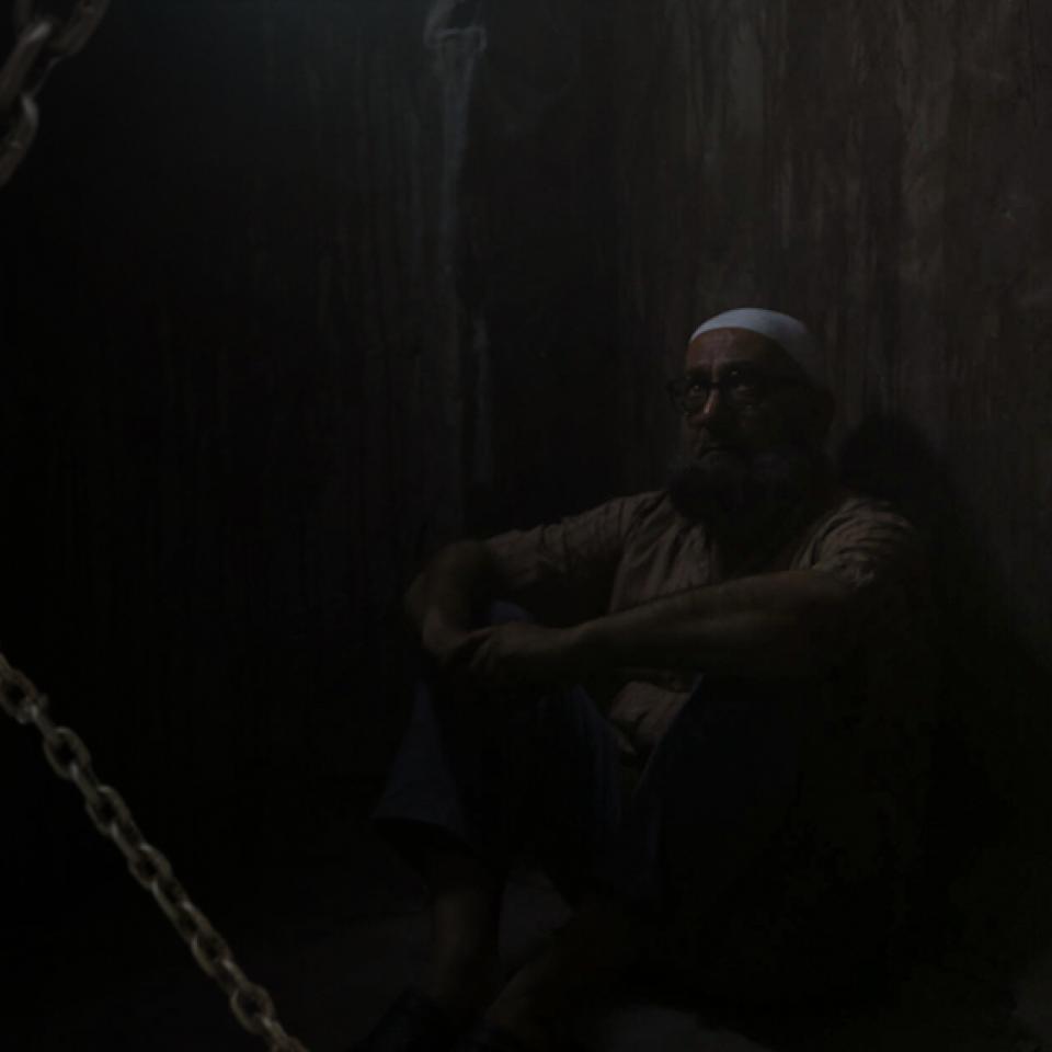 """Mysterious Ends""   Kamal Al-Sananiri"